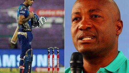 """Why He Can't Be Part Of Team India,""- Brian Lara Baffled At Suryakumar Yadav's Non-Selection"