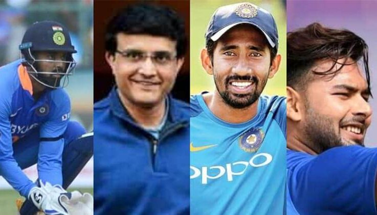 'They Are India's Two Best Wicketkeeper-Batsmen Now': Sourav Ganguly Names His Top Two Players In India
