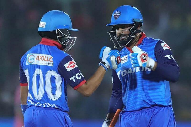 Rishabh Pant and Prithvi Shaw Were Biggest Disappointments For DC In IPL 2020