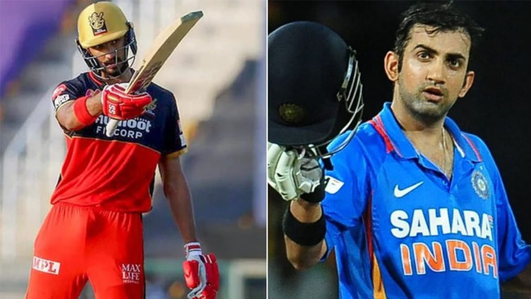 Devdutt Padikkal Picks His Cricketing Idol