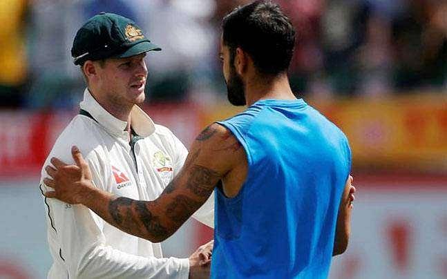 Virat Kohli Absence Will Hand A Big Chance To Australia