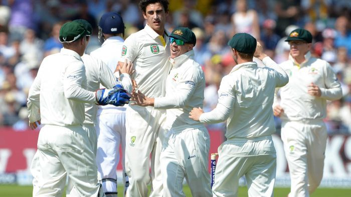 Mitchell Starc Left Furious After Being Denied His Maiden First Class Century