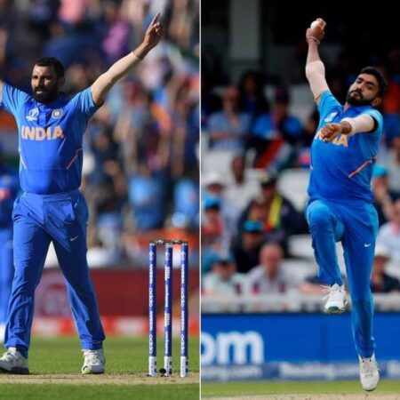 Give Rest To Jasprit Bumrah & Mohammed Shami Alternatively In Limited-Over Series In Australia: Kiran More