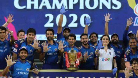 IPL 2020: 'Mumbai Indians Is The Best,'- Kieron Pollard