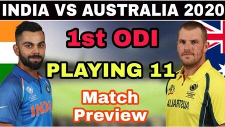 India vs Australia, 1st ODI Preview. Playing 11: Can Rohit-Less Team India Outclass Host Australia