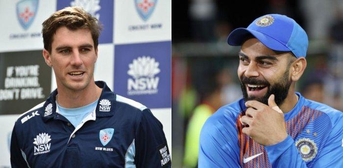 "India vs Australia: ""He Is Always A Big One,""- Pat Cummins Feels Keeping Virat Kohli Quiet Will Be Key To Success"