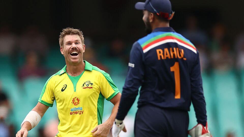 KL Rahul Takes A Hilarious Jibe On David Warner's Injury