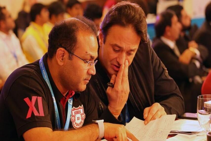 """Ness Wadia Reveals Chris Gayle as """"the core"""" of  KXIP In IPL 2021"""