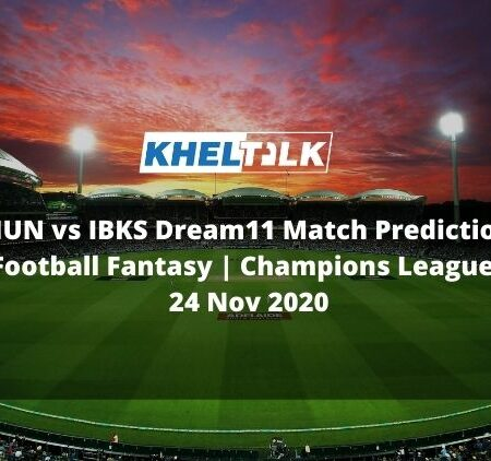 MUN vs IBKS Dream11 Match Prediction | Football Fantasy | Champions League | 24 Nov 2020