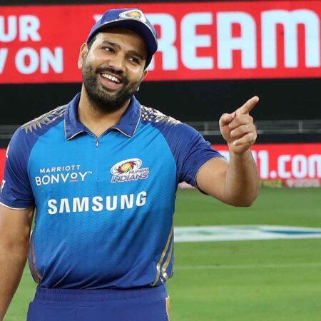 'Mamu Inki Ganit Weak hai,'- Rohit Sharma Posts Hilarious Message After Winning IPL 2020