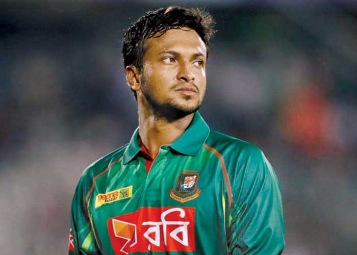 Shakib Al Hasan Receives Death Threats