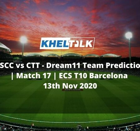 RSCC vs CTT Dream11 Team Prediction | Match 17 | ECS T10 Barcelona | 13th Nov 2020