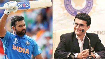 Rohit Sharma Is Still Just 70 Percent Fit: Sourav Ganguly