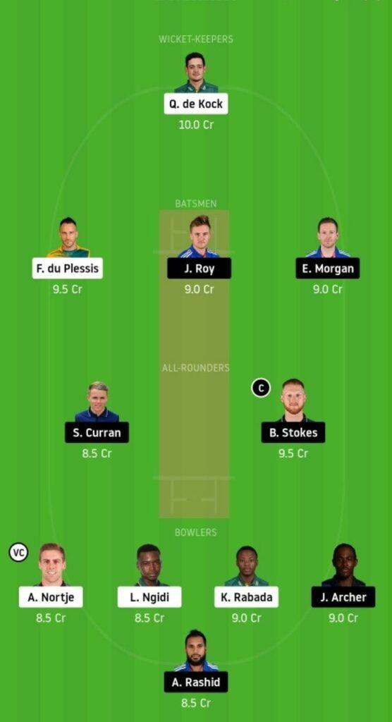 SA vs ENG Dream11 Team Prediction | 1st T20I | England Tour Of South Africa | 27 Nov 2020 grand league