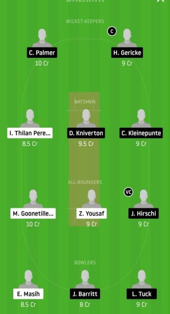 SOC vs OVR Dream11 Team Prediction | ECS T10 Malta | 2nd match | 24th NOV 2020
