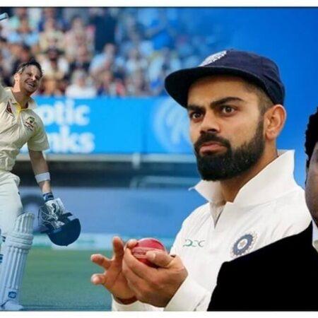 India vs Australia: Sachin Tendulkar Reveals How Indian Bowlers Can Dismiss Steve Smith In Test Series