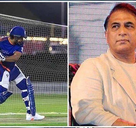 Great News For Team India That Rohit Sharma Is Fit: Sunil Gavaskar