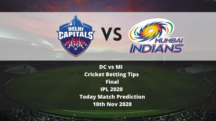 Today betting tips ipl