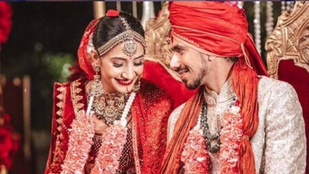 'Keep Those Googlies For Opposition not her' – Rohit Sharma's Hilarious Wish For The Newly-Wed Yuzvendra Chahal And Dhanashree Verma