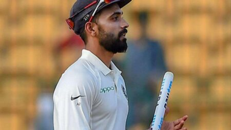 Ajinkya Rahane Rates His Ton Against England At Lord's In 2014 As His Best Test Knock