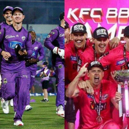 BBL 2020-21: Hobart Hurricanes Opener D'Arcy Short Dismissed On First Ball Off  Ben Dwarshuis