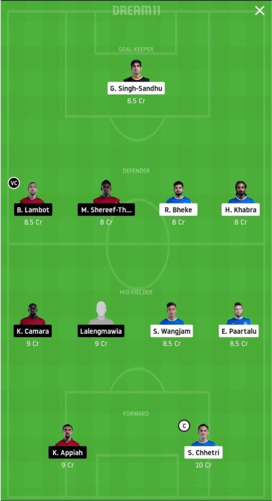 BFC vs NEUFC Dream11 Match Prediction _ Match 21 _ India Super League _ Fantasy Football _ 8th Dec 2020GL.jpg BFC vs NEUFC Dream11 Match Prediction _ Match 21 _ India Super League _ Fantasy Football _ 8th Dec 2020 head to head