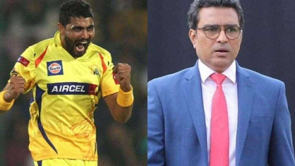 'Best Sight In The World,'- Fans Troll Sanjay Manjrekar After Ravindra Jadeja Scores A Stunning Fifty In 3rd ODI