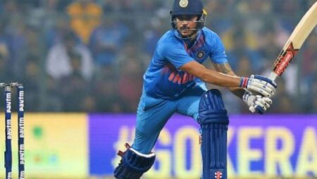 'He Was Picked To Sit In Dugout,'- Fans Slams India Team Management For Constantly Ignoring Manish Pandey