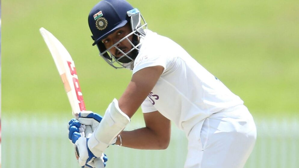 IND vs AUS 1st Test: Prithvi Shaw Out For 4 In 2nd Innings, Nightmare Batting Form Continues