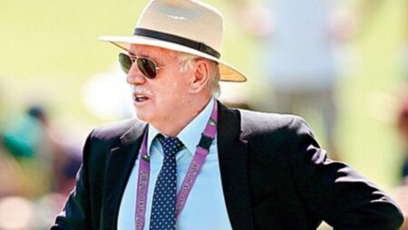 If Indian Pacers Bowl Short At Steve Smith Then They Are Playing Into His Hands: Ian Chappell