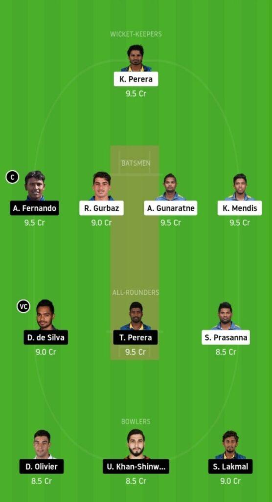 KT vs JS Dream11 Team Prediction _ Match 16 _ Lanka Premier League T20 _ 09th Dec 2020 Head to head
