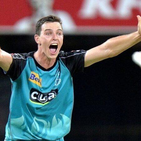 BBL 2020-21: Lynnsanity Lights Manuka Oval, Jack Wildermuth Cameo Helps Brisbane Heat To Reach 178 Runs vs Sydney Thunder