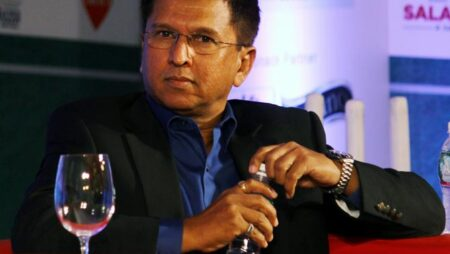 'MS Dhoni Came And Took Indian Cricket By Storm,'- Former Indian Chief Selector Kiran More