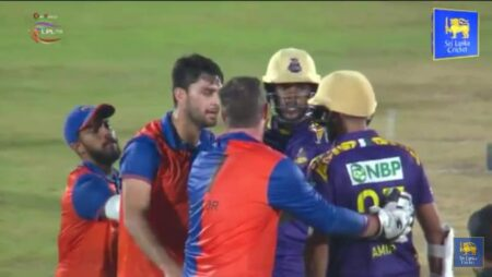 'Give Respect, Take Respect,'- Naveen-ul-Haq Hits Back At Shahid Afridi After LPL Fight