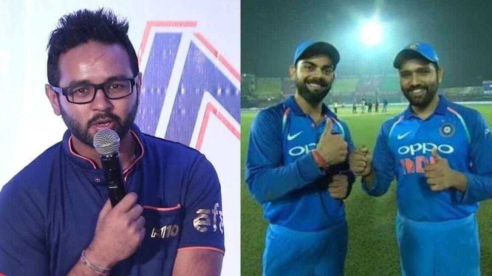 Rohit Sharma Or Virat Kohli?. Parthiv Patel Picks Captain For 2021 T20 World Cup