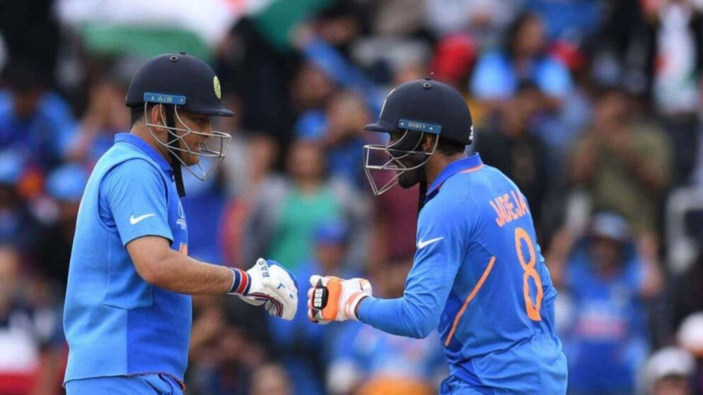 Ravindra Jadeja Gives Credit Of His Success To MS Dhoni After Playing 66-Run Knock Against Australia in 3rd ODI