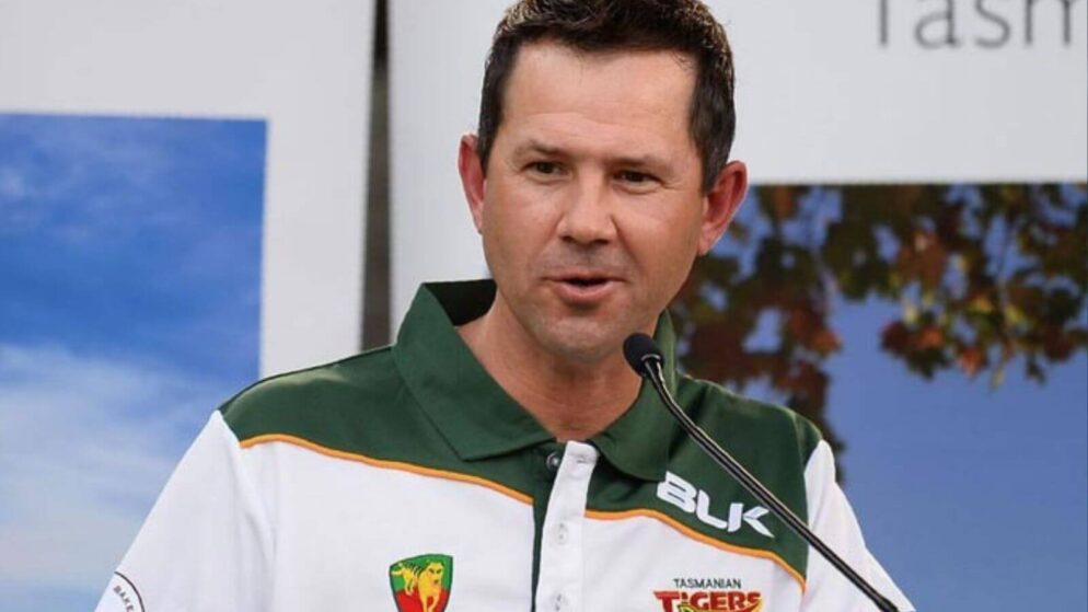 Ricky Ponting Involved In A 'Heated' exchange With Journalist Peter Lalor During Live Coverage Of India vs Australia Pink Ball Test