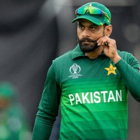 Watch: Mohammad Hafeez In Tears After Missing Out On His 1st T20I Ton vs New Zealand