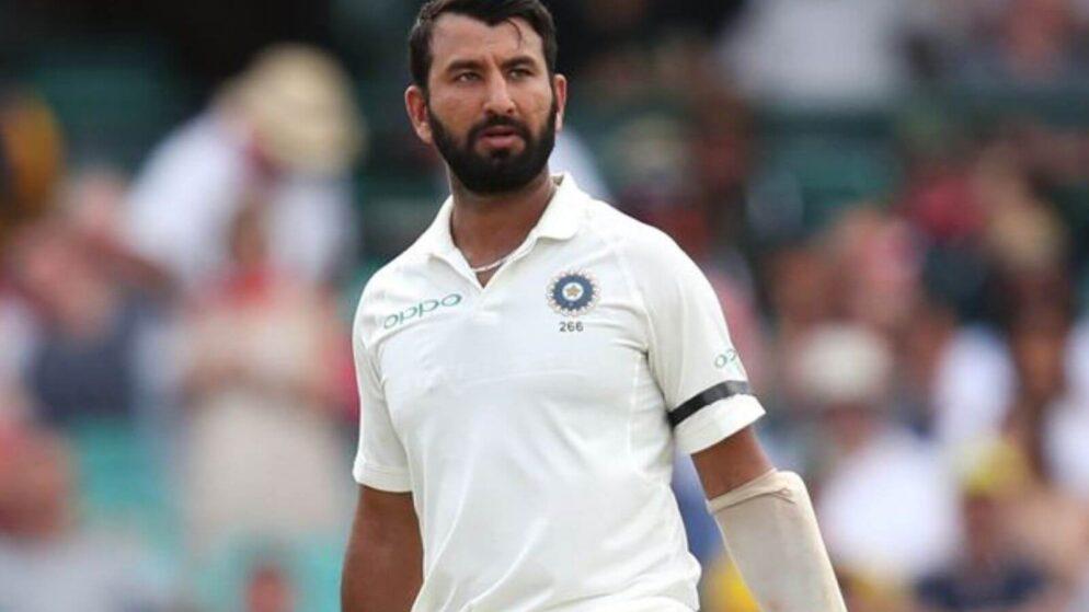 Watch: Stubborn Cheteshwar Pujara Departs, Nathan Lyon Bowls Peach Of A Delivery  To Dismiss Indian Batsman
