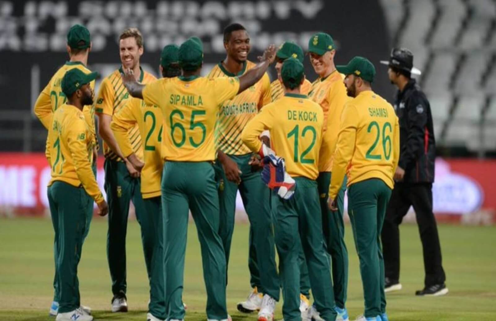 Pakistan Set To Host South Africa For Test And T20I Series ...