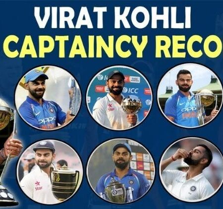 Top 5 Amazing Records Of Virat Kohli As Team India Skipper In T20Is