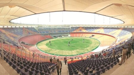 India To Host England In February,  New Motera Stadium To Host To ost 2 Tests, 5 T20Is