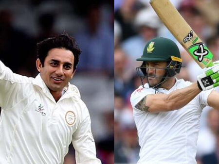 I Used To Wake Up In The Middle Of The Night And See Saeed Ajmal Bowling At Me: Faf du Plessis