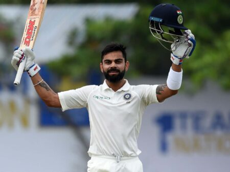 Fielding Coach R Sridhar Reveals How Virat Kohli Called Him At Midnight To Discuss 'Mission Melbourne'