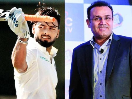 'Aaj Se Brisbane Ka Naam Pant Nagar' – Virender Sehwag Hilariously Compliments Rishabh Pant On His Performance In Brisbane