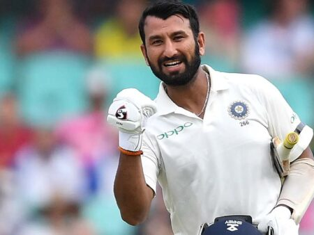 'I Will Kiss Where He Is Hurt', Cheteshwar Pujara's Daughter Has A Magical Remedy To Heal Body Blows