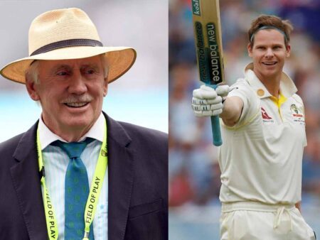 Steve Smith Might Get Back Australia Captaincy Due To Lack Of Choice: Ian Chappell
