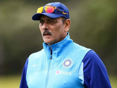 'India Will Not Tour,'- Ravi Shastri's Boycott Threat That Forced Australia U-Turn