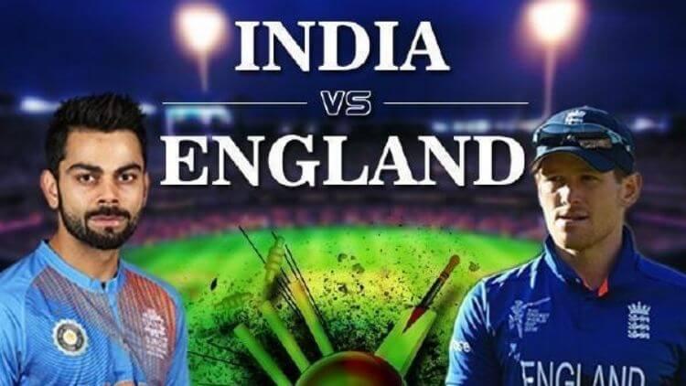 India vs. England 2021