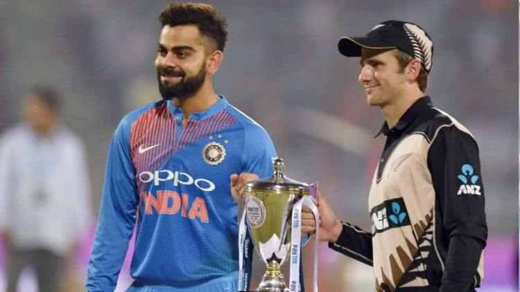 New Zealand Tour Of India